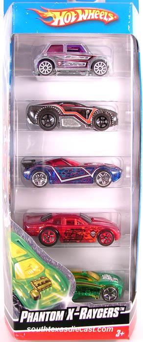 2003 Mitsubishi Eclipse Gts >> 5-Packs 2008 - Hot Wheels