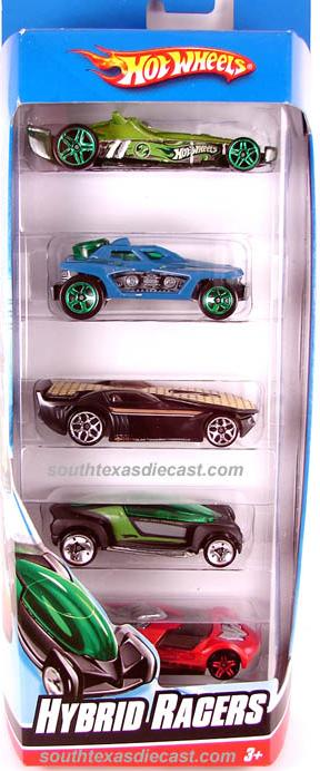 5 Packs 2008 Hot Wheels
