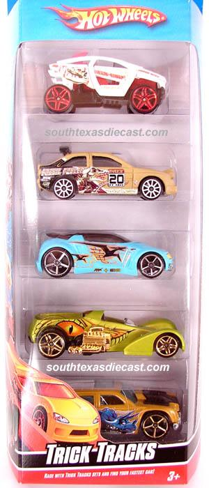 5 Pack 2009 Hot Wheels