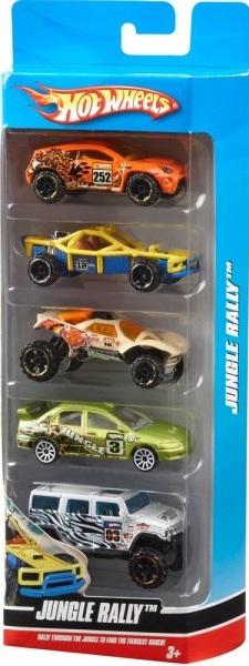 5-Pack 2010 - Hot Wheels