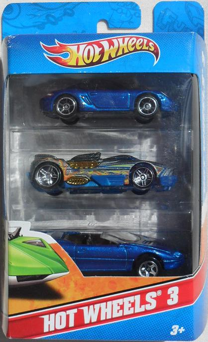 1996 Mitsubishi Eclipse >> 5-Pack 2011 - Hot Wheels