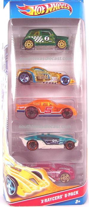 Shelby Ford Truck >> 5-Pack 2012 - Hot Wheels