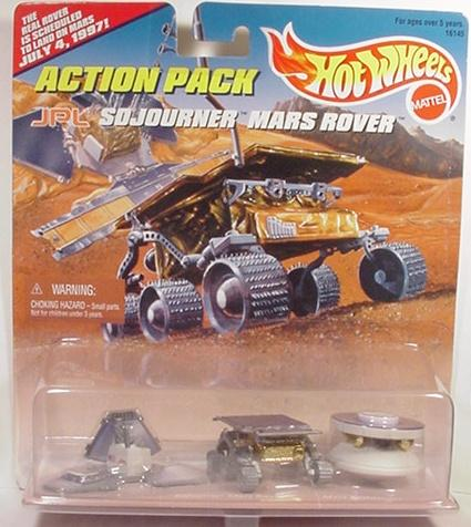 Hot Wheels - Action Pack - 1997