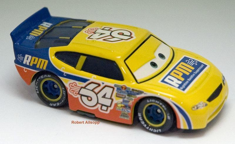 darrell cartrip cars 17 cars modelos