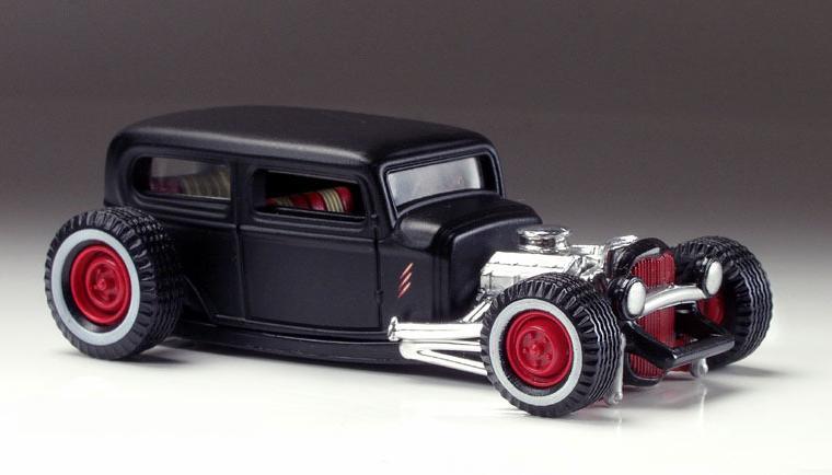 Hot Wheels 2007 Custom Classics