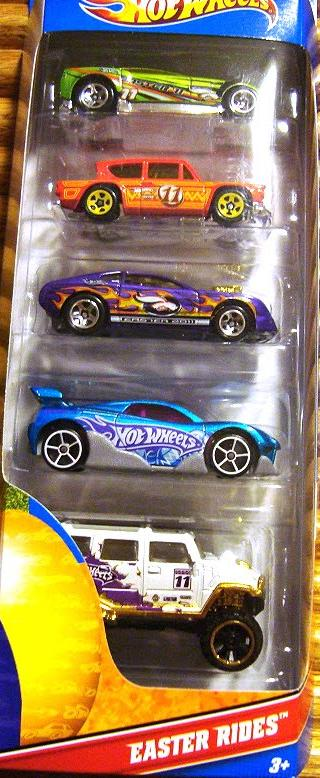 pack  hot wheels