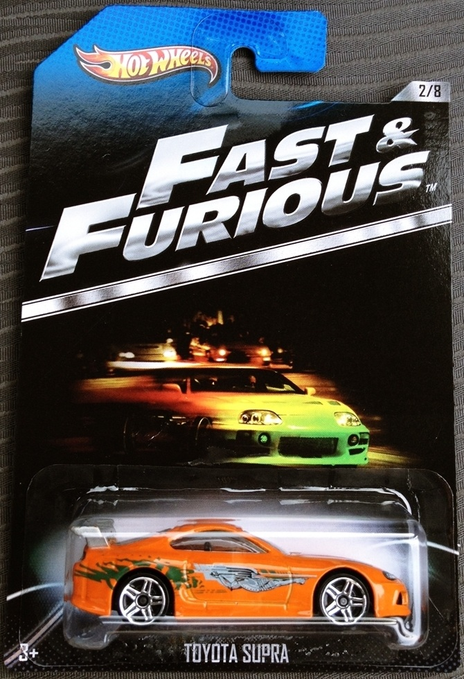 Fast Amp Furious Hot Wheels
