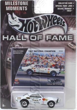 Camaro Vs Mustang >> Hot Wheels - Hall Of Fame - Milestone