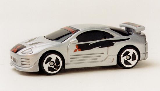 Hot Wheels Mcdonalds 2001