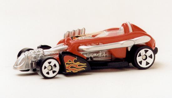 Hot Wheels Mcdonalds 2001