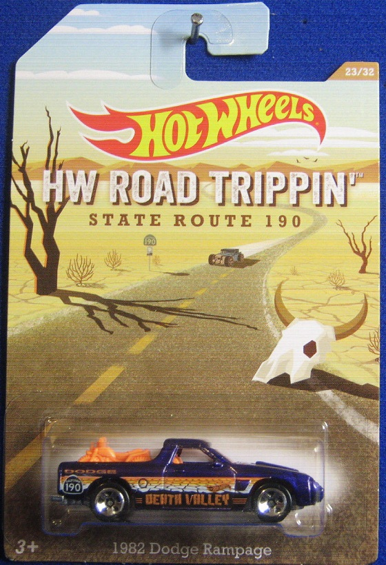 Road Trippin 2014 Hot Wheels