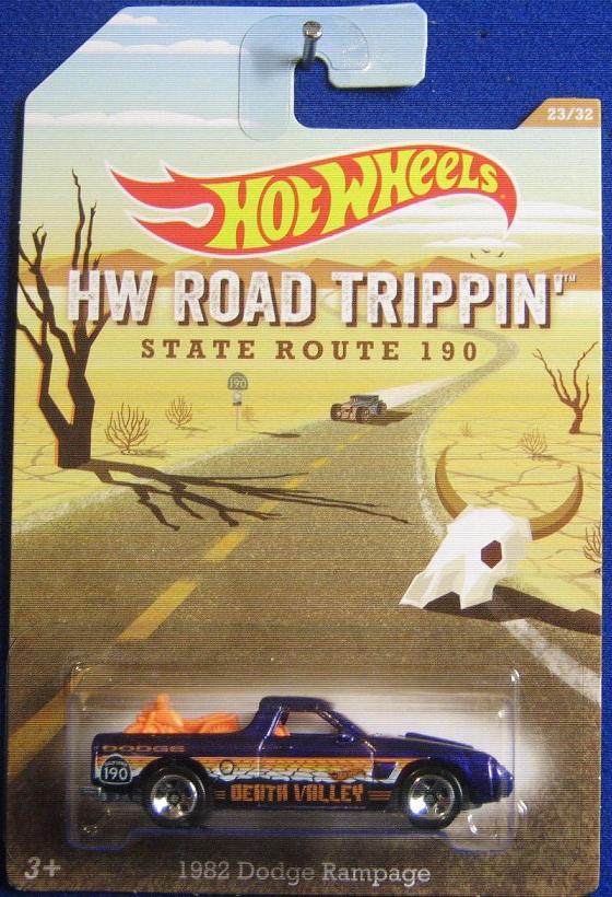 Road Trippin 2014 Hot Wheels