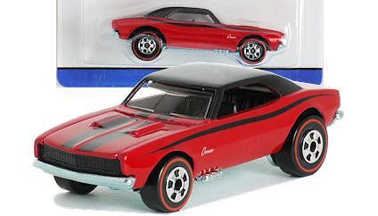 Hot Wheels Since 68 2007