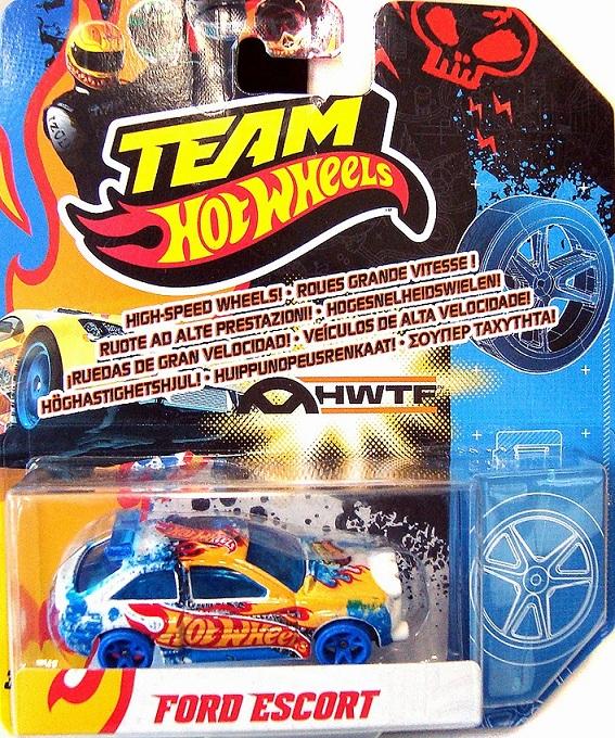 Hot Wheels Team 2011