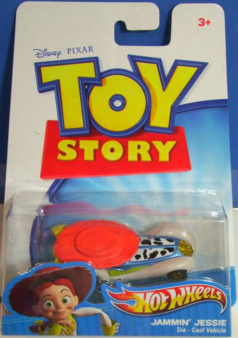 Toy Story 3 - Hot Wheels