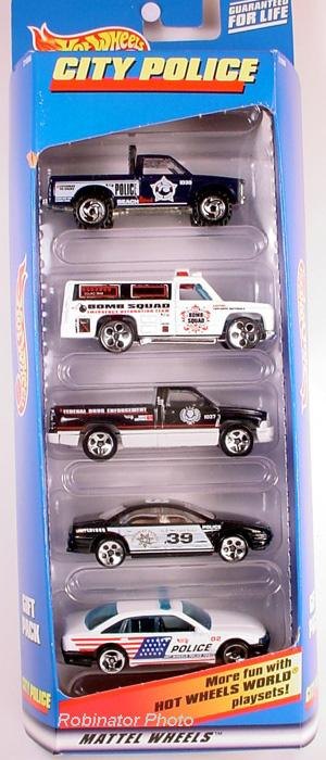 5-Packs 1999 - Hot Wheels