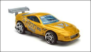 First Editions 2002 - Hot Wheels