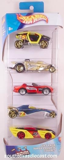 5 Packs 2004 Hot Wheels