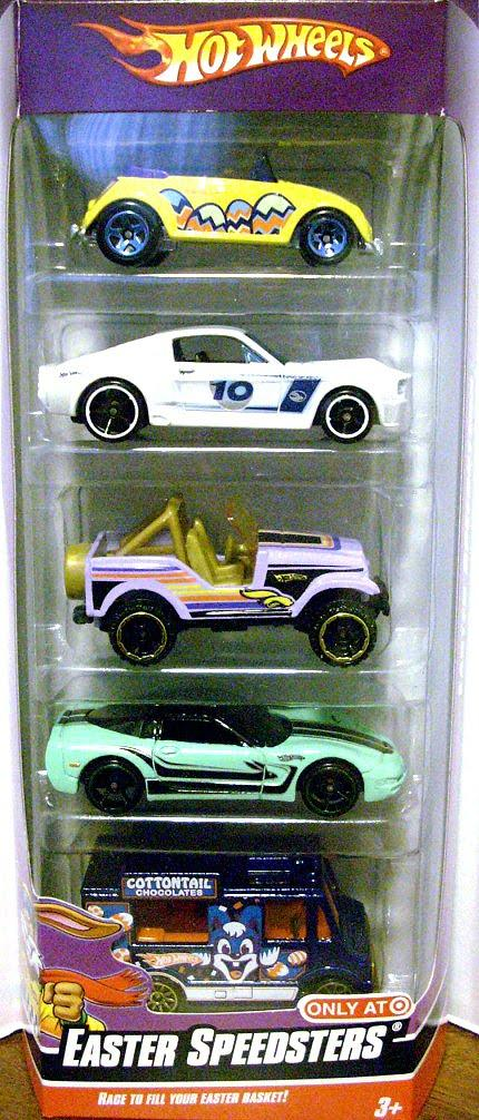 Power Wheels Cadillac Escalade >> 5-Pack 2010 - Hot Wheels