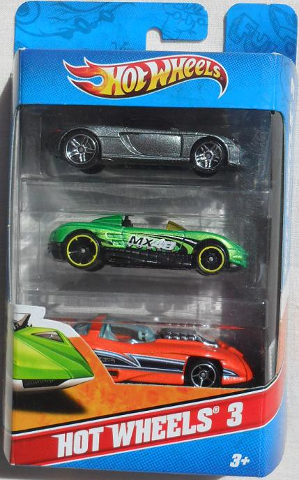 5-Pack 2011 - Hot Wheels