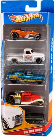 Ford Shelby Truck >> 5-Pack 2011 - Hot Wheels