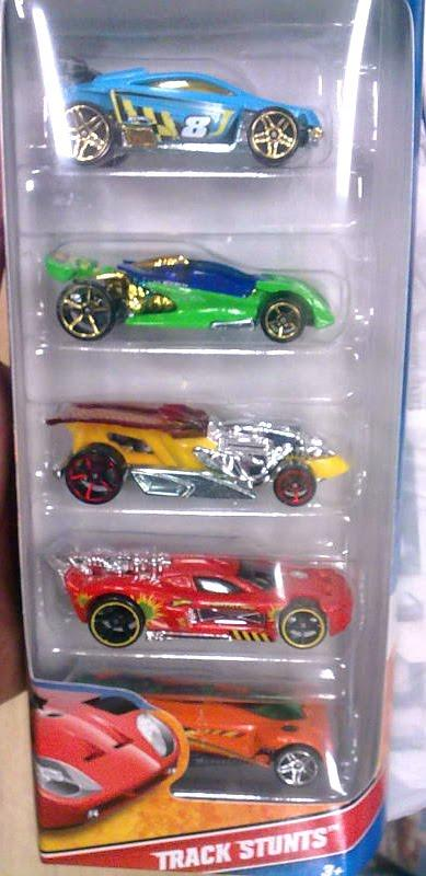 Chevy Monte Carlo 2015 >> 5-Pack 2011 - Hot Wheels