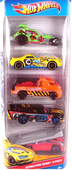 Ford Rapid City >> 5-Pack 2012 - Hot Wheels