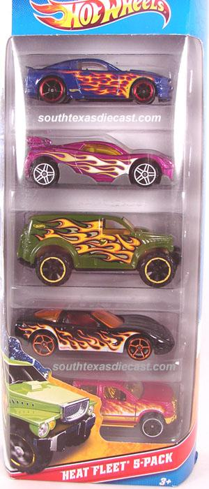 5pack 2012 hot wheels