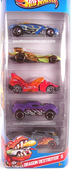 2007 Ford Fusion >> 5-Pack 2013 - Hot Wheels