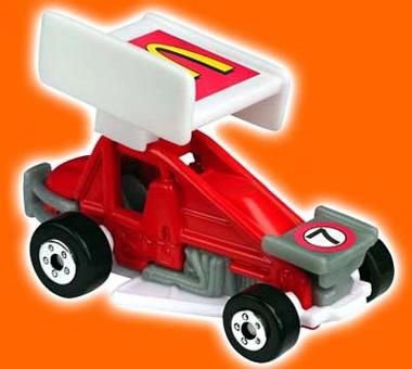 Hot Wheels - McDonalds - 2000