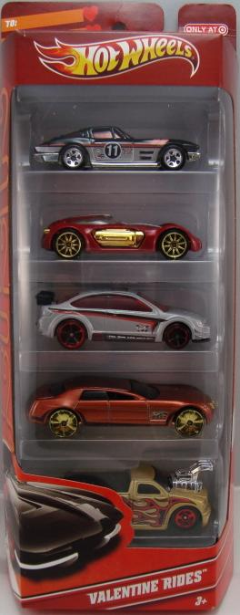 5 Pack 2011 Hot Wheels